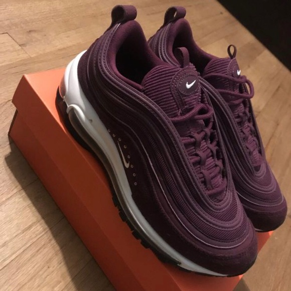 Women's Nike Air Max 97 Bordeaux Corduroy